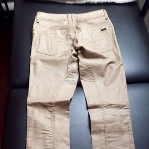 Authentic Burberry wax jeans
